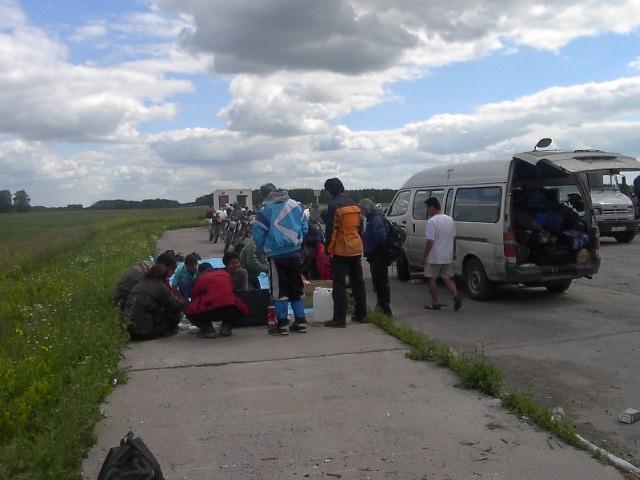ユーラシア大陸横断 シベリア横断 (25)  オムスクへ _c0011649_10312227.jpg