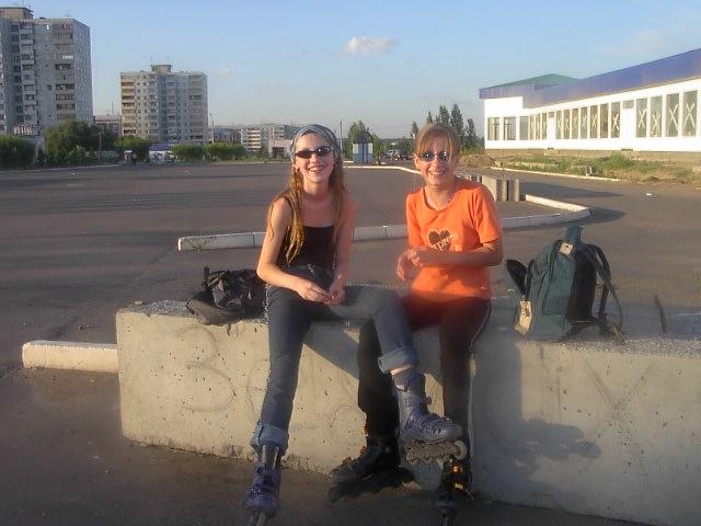 ユーラシア大陸横断 シベリア横断 (26)  オムスク _c0011649_7545988.jpg