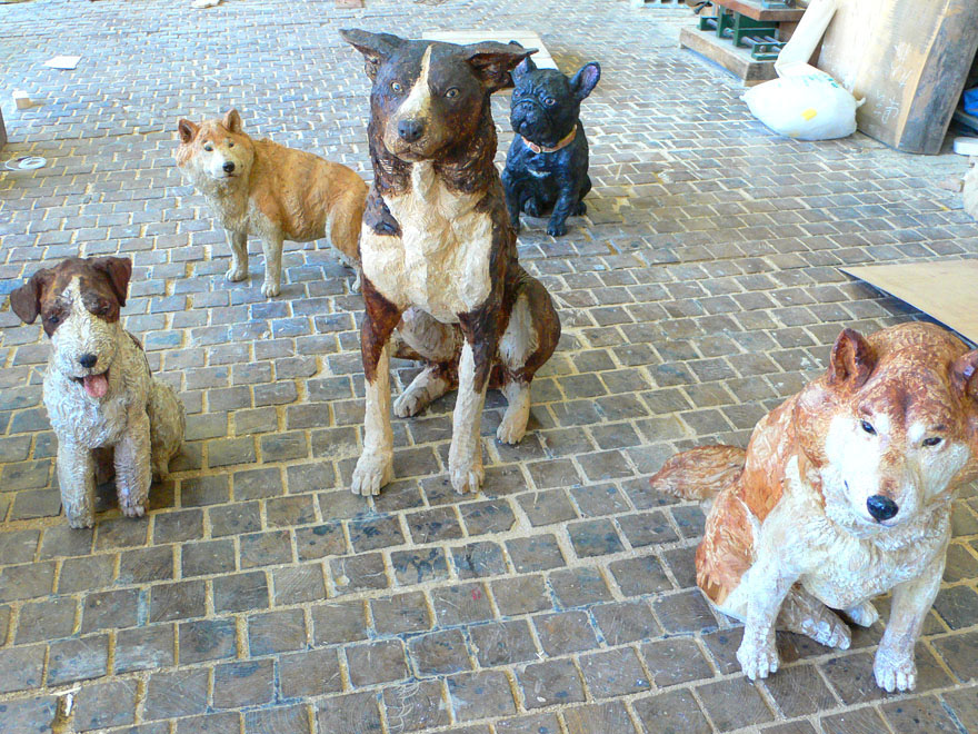 犬たち_f0076833_17174264.jpg