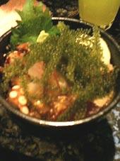 沖縄料理「れきお」@中目黒_f0064823_188793.jpg