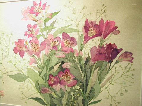 『坂本洋子 水彩画展』_f0017409_1942859.jpg