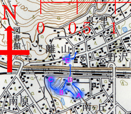 06.4/10 早朝 南ヶ丘から追い上げ 報告  4.11. T.M. _e0005362_191061.jpg
