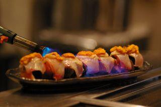 お寿司もファイヤー! 第10回ピンチョスを食べる会_a0033733_13195888.jpg