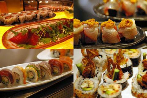 お寿司もファイヤー! 第10回ピンチョスを食べる会_a0033733_13361774.jpg