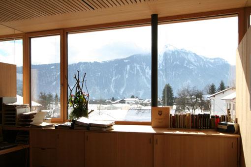 オーストリア研修22:カフマン設計のLudesch ルーデッシュの市役所4:内部2_e0054299_23193852.jpg