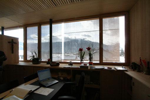 オーストリア研修22:カフマン設計のLudesch ルーデッシュの市役所4:内部2_e0054299_23201769.jpg