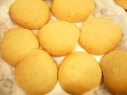 メープルシロップクッキーと聖土曜日の朝。。。 *。:☆.。† _a0053662_8184841.jpg