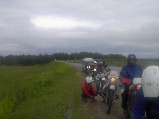 ユーラシア大陸横断 シベリア横断 (30)  エカテリンブルグへ_c0011649_2434059.jpg