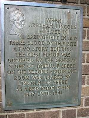 Day4  リンカーン大統領ゆかりの地、スプリングフィールド_f0088456_21385388.jpg