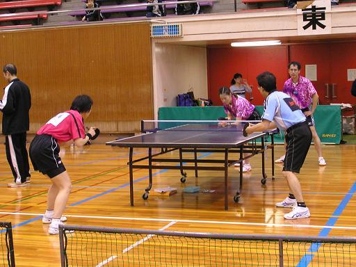 第7回和歌山・大阪交流卓球大会(4/16・臨海・ペアマッチ)_e0048692_2205872.jpg