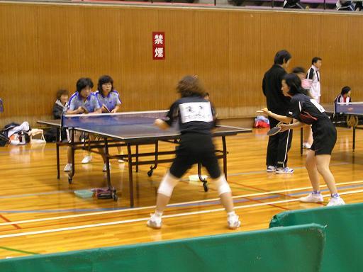 第7回和歌山・大阪交流卓球大会(4/16・臨海・ペアマッチ)_e0048692_222312.jpg