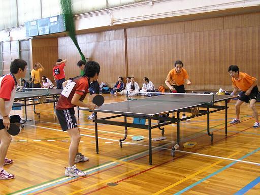 第7回和歌山・大阪交流卓球大会(4/16・臨海・ペアマッチ)_e0048692_222423.jpg