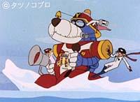 ド〜ロンジョ♪ト〜ンズラ♪ボ〜〜〜ヤッキー♪_b0019903_19433195.jpg