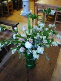 今月の『お花教室Ⅳ』_a0017350_24690.jpg