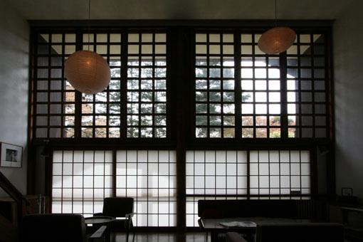 前川國男邸1_e0054299_8501454.jpg