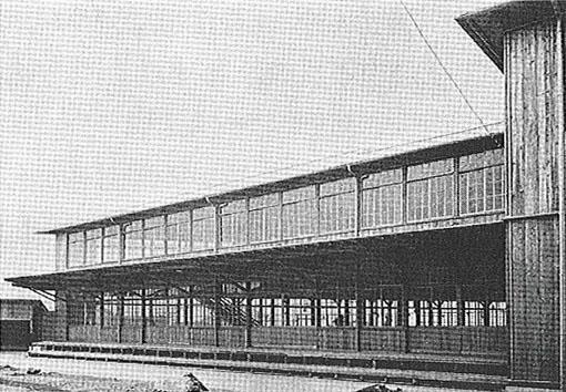 建築学会図書館で「吉田鉄郎建築作品集」を見る_e0054299_10455570.jpg