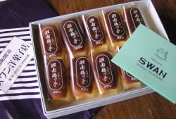 藤沢・鵠沼の香り「スワン洋菓子店」_f0019247_13251398.jpg