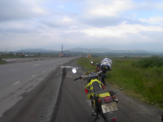 ユーラシア大陸横断 シベリア横断 (34)  ウラル山脈を越える_c0011649_52937100.jpg