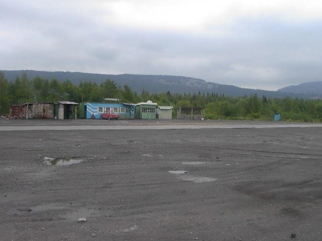 ユーラシア大陸横断 シベリア横断 (34)  ウラル山脈を越える_c0011649_53189.jpg