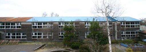 浅内小学校旧校舎_e0054299_9292924.jpg