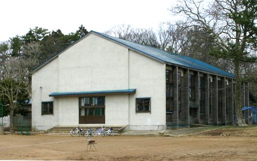 浅内小学校旧校舎_e0054299_9325195.jpg
