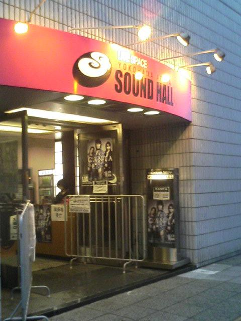 CANTA in 横浜アリーナサウンドホール_e0013944_126556.jpg