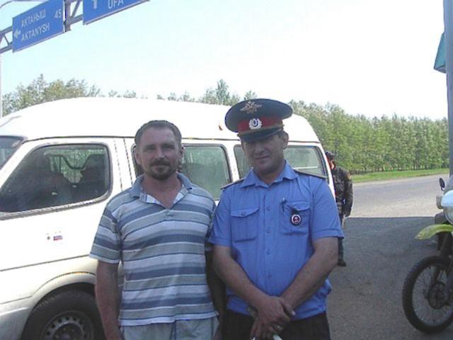 ユーラシア大陸横断 シベリア横断 (36)  ウファからカザンへ_c0011649_1453718.jpg