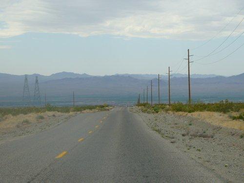 Day 10 (中編)オートマンからモハビー砂漠へ_f0088456_0334078.jpg