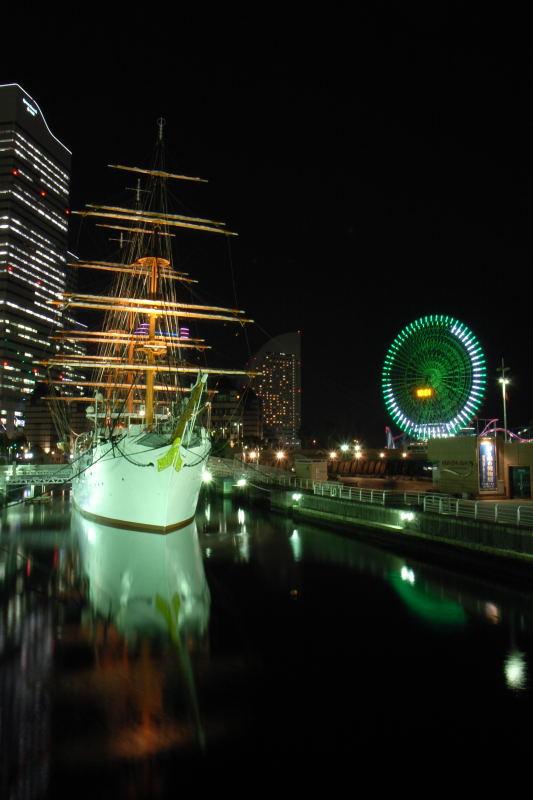 Blue Light YOKOHAMA_e0004009_0132414.jpg