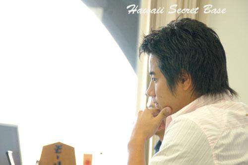 なまシュン なまシン なまエックス☆ モーハワイ★コ~ム!!_f0015440_6392330.jpg