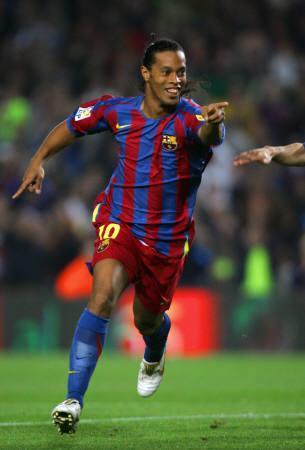 LIGA ESPANORA 05-06 FC Barcelona 王手_e0039513_2044420.jpg