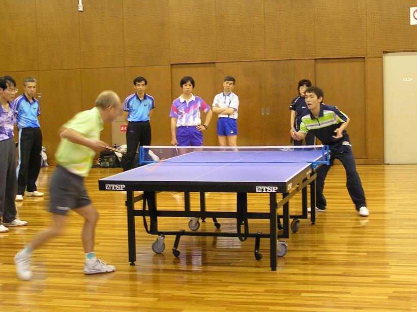 卓球講習会が開催されました。 4/30_e0048692_220324.jpg