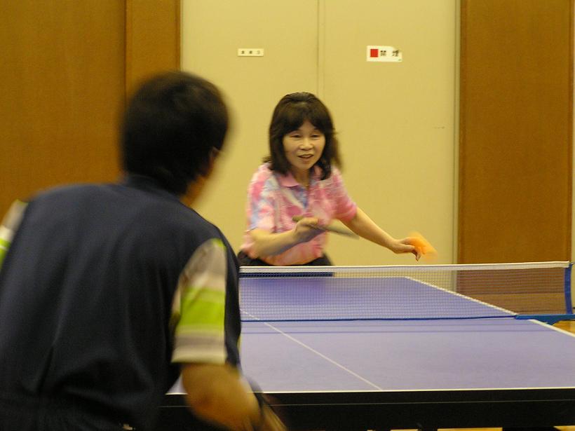 卓球講習会が開催されました。 4/30_e0048692_2204376.jpg