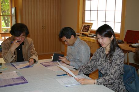 兼松邸で北鎌倉湧水ネットワーク2006年度総会(4・30)_c0014967_19245938.jpg