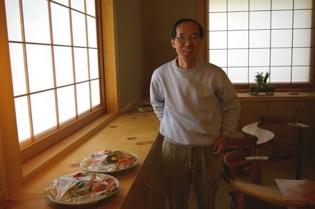 兼松邸で北鎌倉湧水ネットワーク2006年度総会(4・30)_c0014967_1941820.jpg