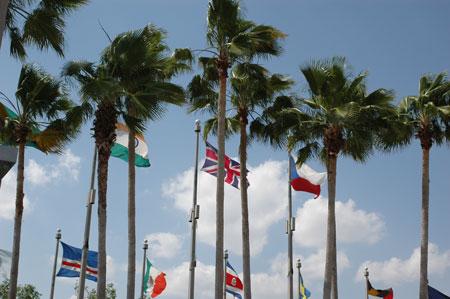 今回 私が一番楽しみにしていたユニバーサル・スタジオ・フロリダ。 懐かし... フロリダ2006