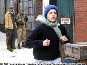 「リトルランナー」(2004年・カナダ)(@ル・シネマ)ランニングシリーズ三部作「その3」_f0064203_10543114.jpg