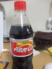 激安!中国コーラ  非常可楽  Future Cola_b0054727_1542029.jpg