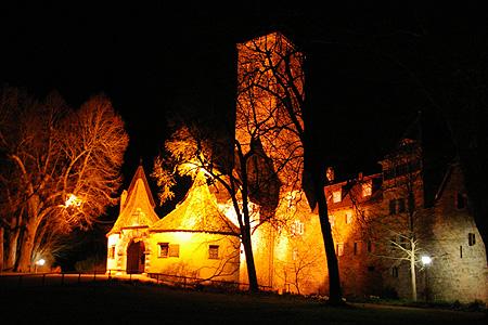 ドイツ旅行 ~夜のローテンブルグ~_c0024345_3553119.jpg