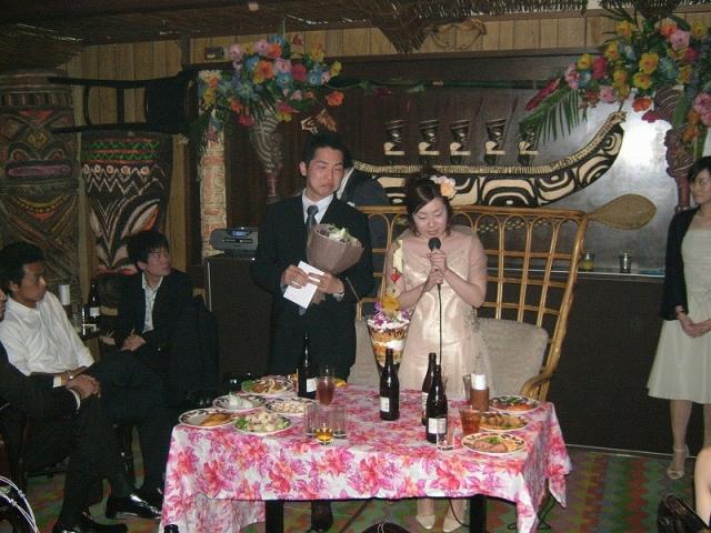 Corvoさんの恐竜画&教え子の結婚記念パーティー_e0064457_1725623.jpg