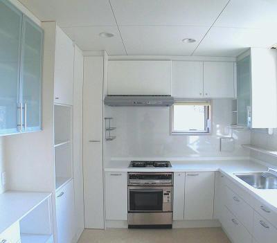 南アルプスを望むステキなキッチン_e0010418_12132971.jpg
