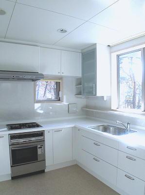 南アルプスを望むステキなキッチン_e0010418_12133867.jpg