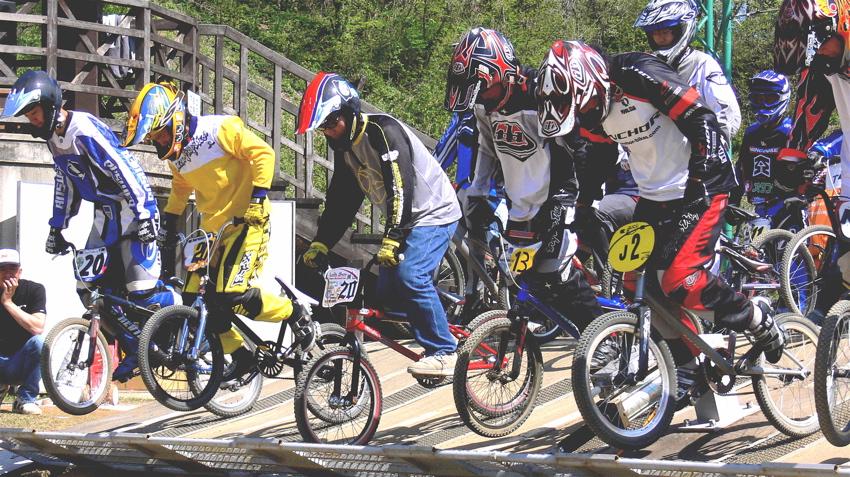 あっくんの日記 JBMXF 2006東日本BMX選手権大会 In Kanayasan Joetsu 扁_b0065730_10324073.jpg