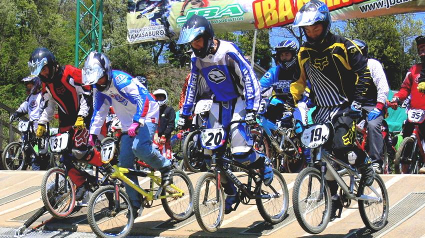 あっくんの日記 JBMXF 2006東日本BMX選手権大会 In Kanayasan Joetsu 扁_b0065730_11192689.jpg