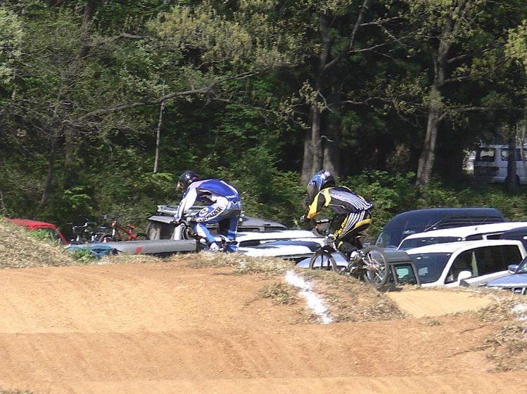あっくんの日記 JBMXF 2006東日本BMX選手権大会 In Kanayasan Joetsu 扁_b0065730_12122012.jpg