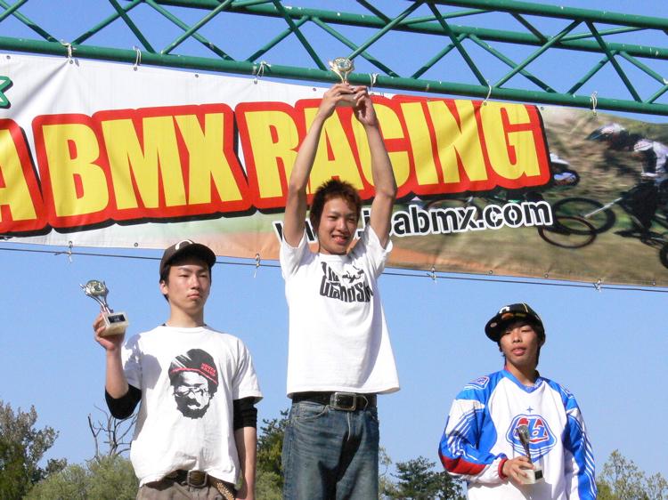あっくんの日記 JBMXF 2006東日本BMX選手権大会 In Kanayasan Joetsu 扁_b0065730_12144753.jpg