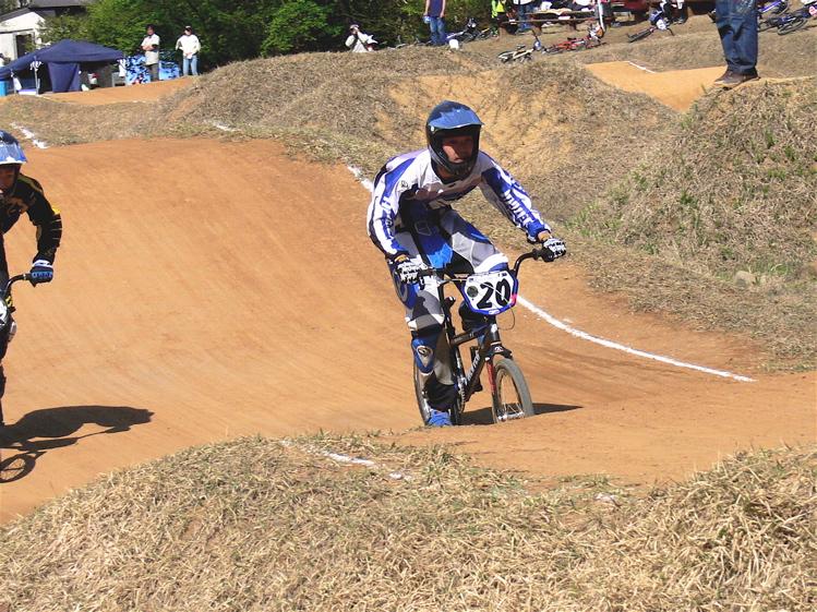 あっくんの日記 JBMXF 2006東日本BMX選手権大会 In Kanayasan Joetsu 扁_b0065730_1275290.jpg