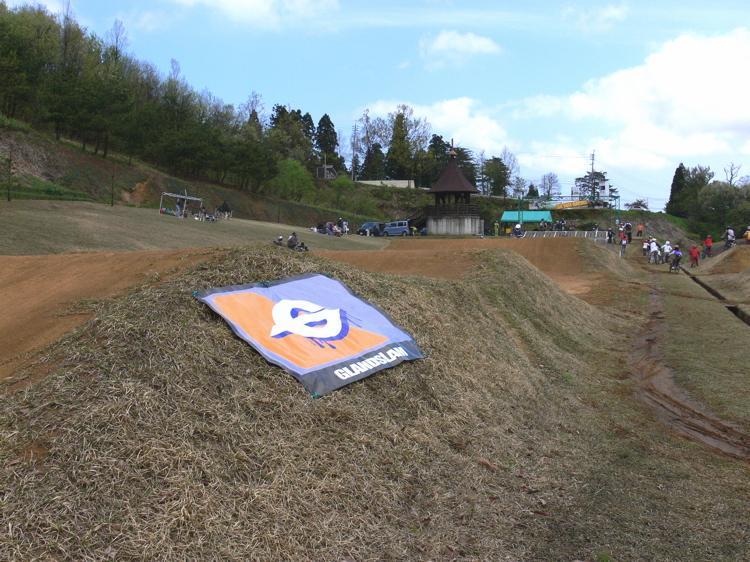 あっくんの日記 JBMXF 2006東日本BMX選手権大会 In Kanayasan Joetsu 扁_b0065730_95833.jpg