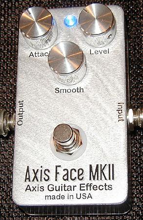 Axis Guitar EffectsのAxis Face MK IIが入荷!_e0053731_17521063.jpg