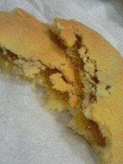 パイナップルの饅頭 鳳梨饅頭(おんらいまんとう)_a0033733_16521640.jpg